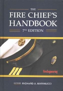 The Fire Chief's Handbook (Hardcover)