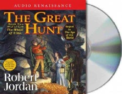The Great Hunt (CD-Audio)