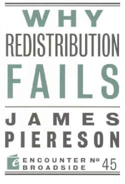 Why Redistribution Fails (Paperback)