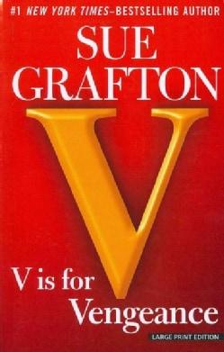 V Is for Vengeance (Paperback)