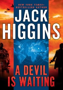 A Devil Is Waiting (Paperback)