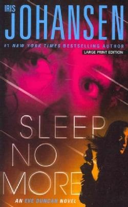 Sleep No More (Paperback)