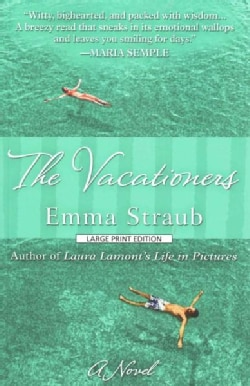 The Vacationers (Paperback)