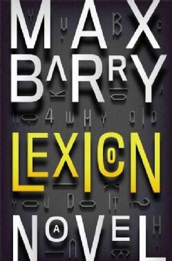 Lexicon (Hardcover)