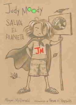 Judy Moody Salva el Planeta / Judy Moody Saves The World! (Paperback)