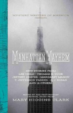 Manhattan Mayhem (Hardcover)