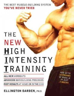 The New High Intensity Training (Paperback)