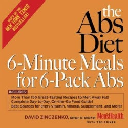 The Abs Diet 6-minute Meals for 6-pack Abs (Hardcover)