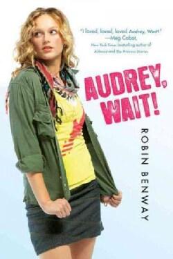 Audrey, Wait! (Paperback)