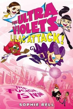 Lilac Attack! (Hardcover)