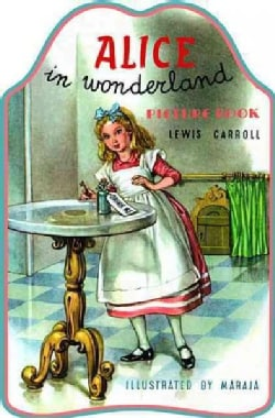 Alice in Wonderland Picture Book (Paperback)