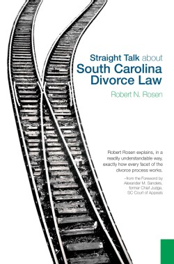 Straight Talk about South Carolina Divorce Law (Paperback)