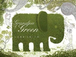 Grandpa Green (Hardcover)