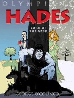Hades: Lord of the Dead (Hardcover)