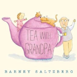 Tea With Grandpa (Hardcover)