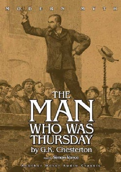 The Man Who Was Thursday (CD-Audio)