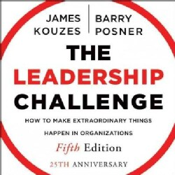 The Leadership Challenge: How to Make Extraordinary Things Happen in Organizations (CD-Audio)