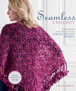 Seamless Crochet: Techniques and Motifs for Join-as-You-Go Designs