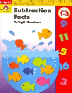 Subtraction Facts, 2-Digit Numbers: Grades 1-2 (Paperback)