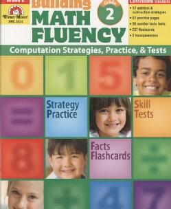 Building Math Fluency: Grade 2 (Paperback)