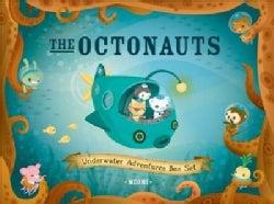 The Octonauts: Underwater Adventures Box Set (Paperback)