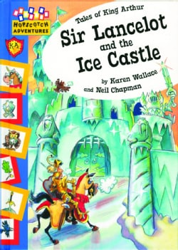 Sir Lancelot and the Ice Castle (Hardcover)