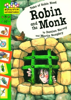 Robin and the Monk (Hardcover)