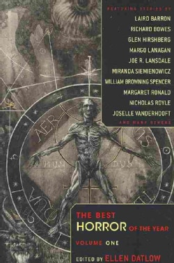 The Best Horror of the Year (Paperback)