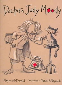 Doctora Judy Moody / Judy Moody, M.D. (Paperback)