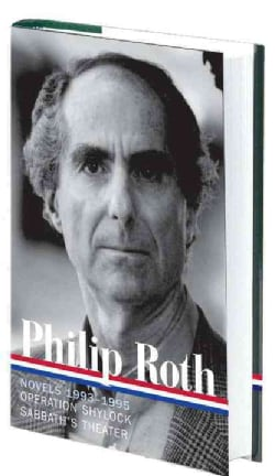 Philip Roth: Novels, 1993-1995 - Operation Shylock, Sabbath's Theater (Hardcover)
