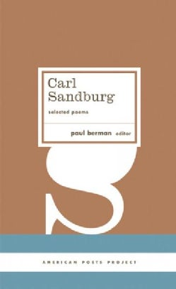Selected Poems: Carl Sandburg (Hardcover)