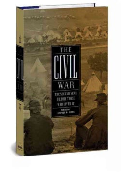 The Civil War: The Second Year Told by Those Who Lived It (Hardcover)