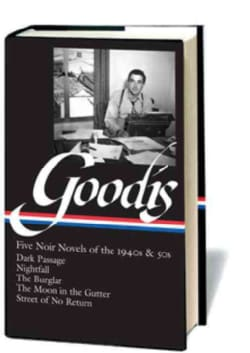 David Goodis: Five Noir Novels of the 1940s & 50s (Hardcover)