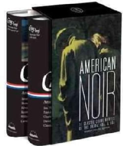 American Noir: 11 Classic Crime Novels of the 1930s, 40s, & 50s (Hardcover)