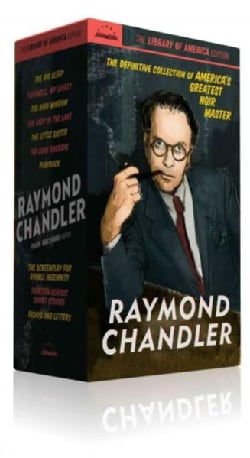 Raymond Chandler: The Library of America Edition (Hardcover)