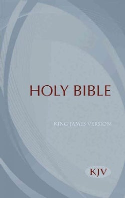 The Holy Bible: King James Version (Paperback)
