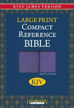 Holy Bible: King James Version, Lilac Flexisoft with Magnetic Flap Closure, Reference (Paperback)