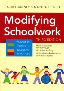 Modifying Schoolwork (Paperback)