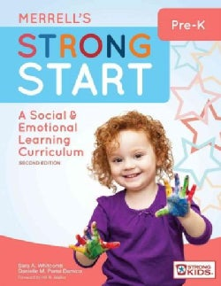 Merrell's Strong Start - Pre-K: A Social & Emotional Learning Curriculum (Paperback)