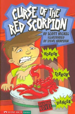 Curse of the Red Scorpion (Paperback)