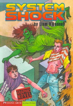Graphic Quest: System Shock (Paperback)