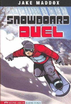 Snowboard Duel (Paperback)