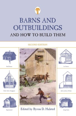 Barns and Outbuildings And How to Build Them (Paperback)
