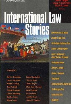 International Law Stories (Paperback)