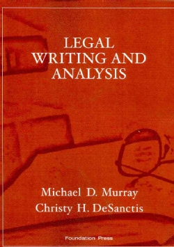 Legal Writing and Analysis (Mixed media product)