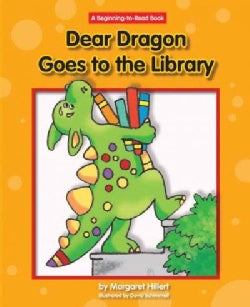 Dear Dragon Goes to the Library (Hardcover)