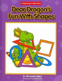 Dear Dragon's Fun with Shapes (Hardcover)