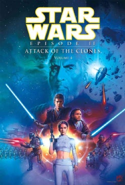Episode II, Attack of the Clones 4 (Hardcover)