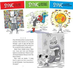 Stink Set 1 (Hardcover)