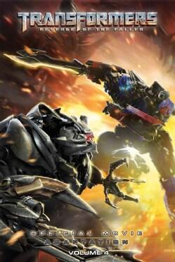 Transformers: Revenge of the Fallen 4 (Hardcover)